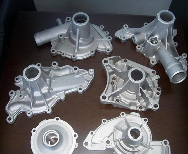 CNC part processing