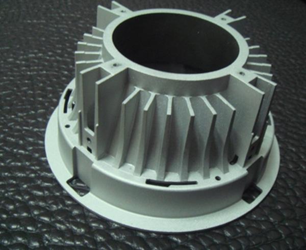 Metal hand CNC